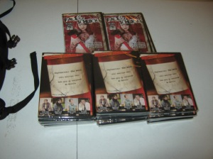 Some DVDs for sale! Support your favorite indy filmmaker.