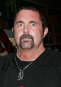 Kane Hodder for all the Jason fans!