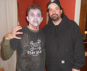 And a guy who understands the horror business and he is an awesome Full Moon fan Michael Varrati!