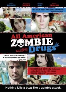All American Zombie Drugs Key Art