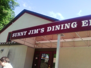 Welcome to Sunny Jim's!