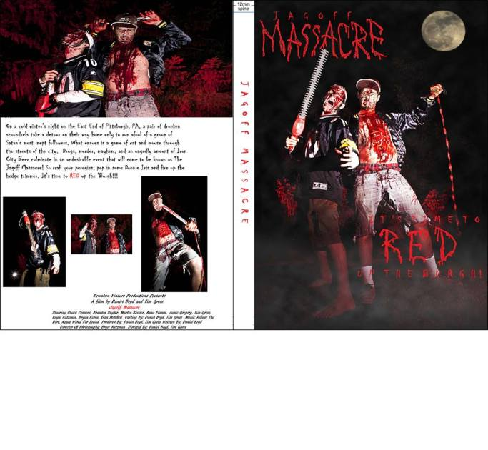 Jagoff Massacre DVD cover