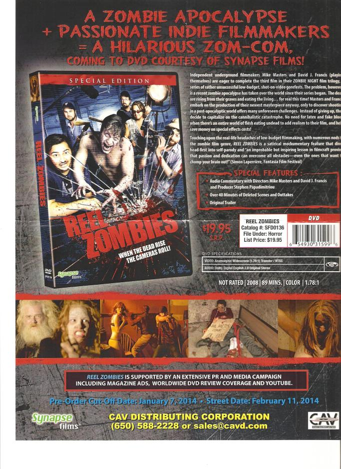 Reel Zombies 001