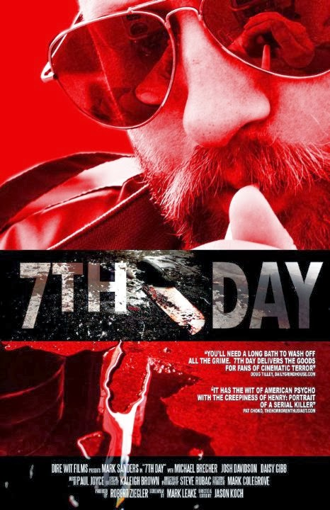 7th Day 2012 movie poster
