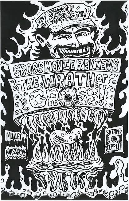 Wrath of Gross B&W