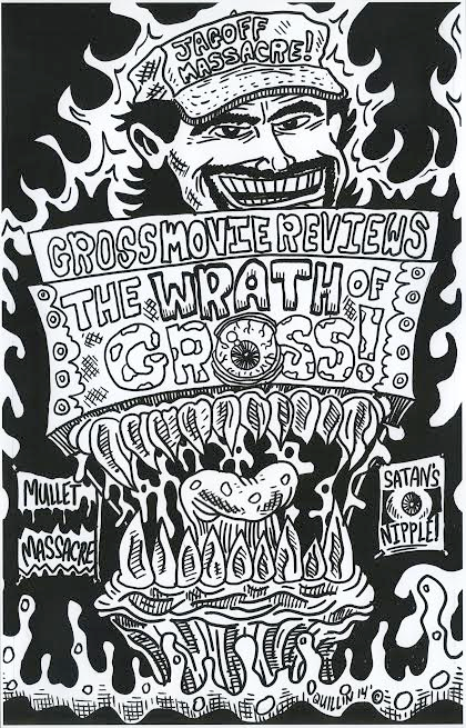 Wrath of Gross B&W