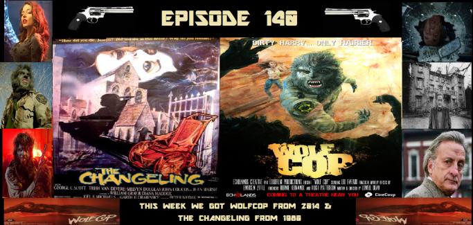 Wolf cop episode