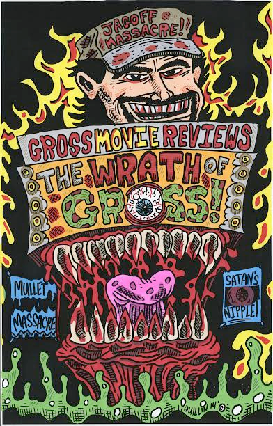 Wrath of Gross color