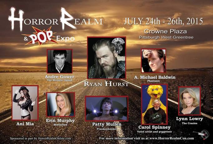 Horror Realm July