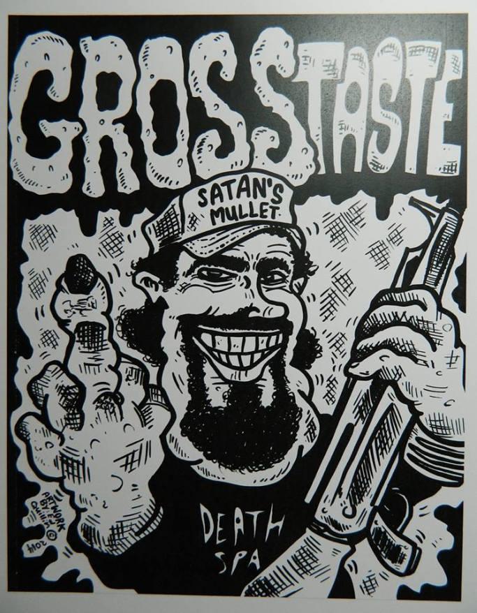 Gross Taste