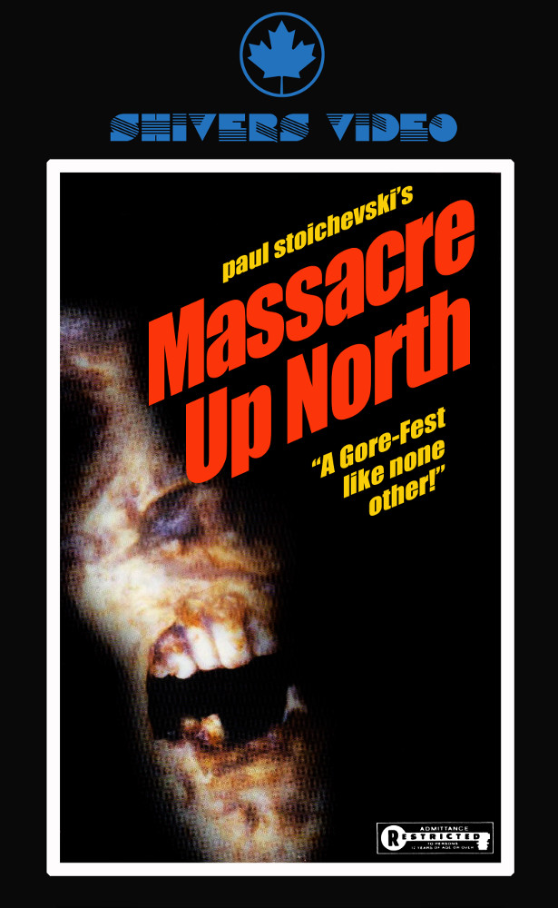 Massacre-Up-North-VHS