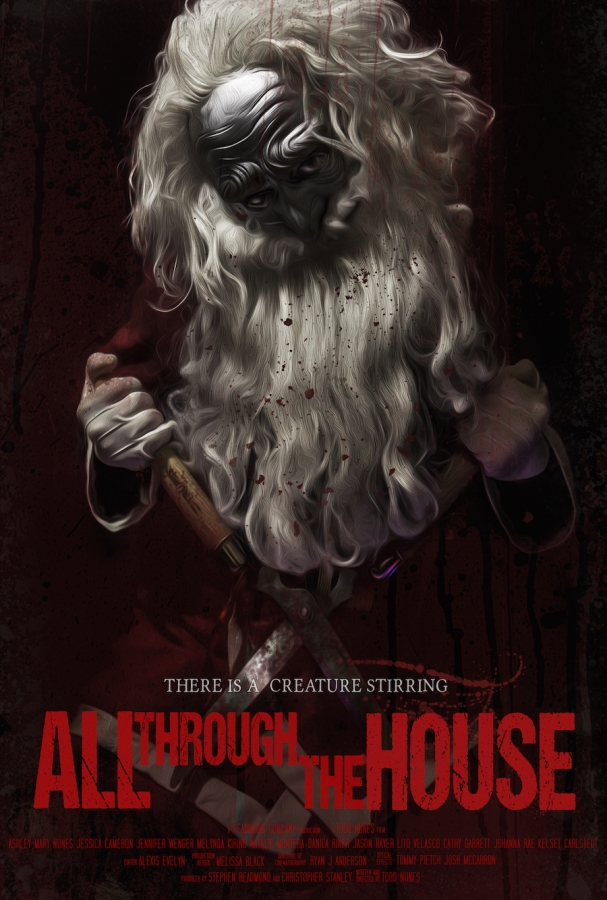 all-through-the-house-todd-nunes-movie-poster